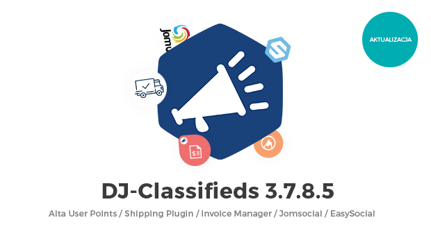 DJ-Classifieds wersja 3.7.8.5