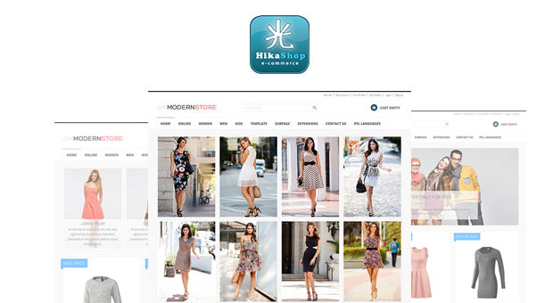 hikashop theme