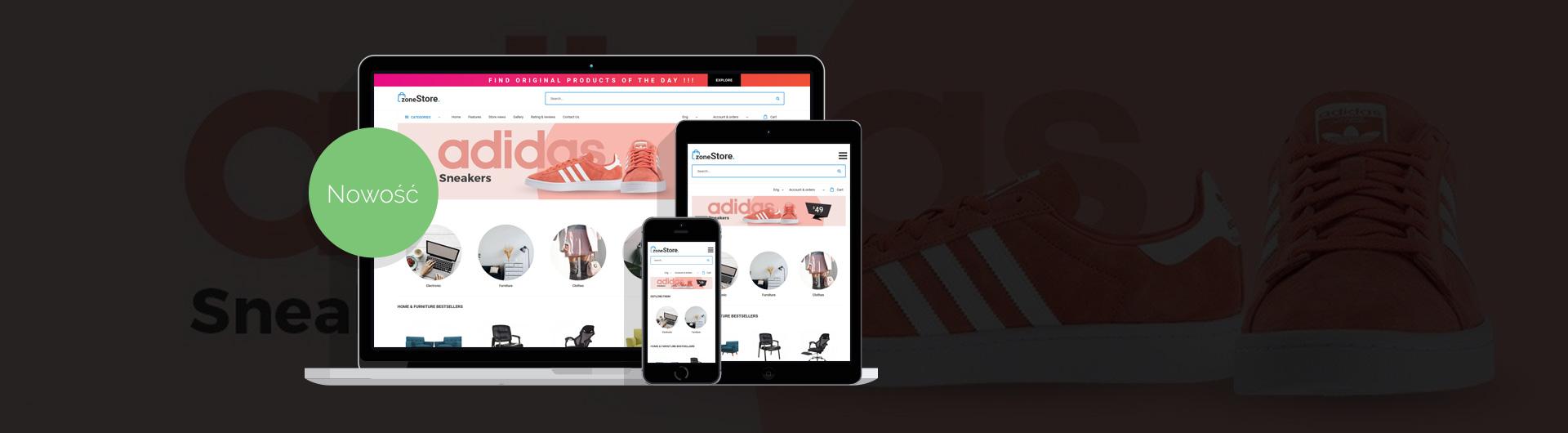 JM Zonestore - sklep internetowy