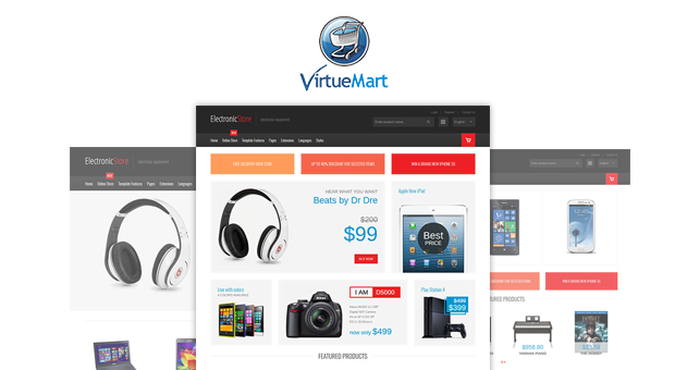 virtuemart themes